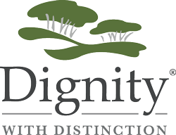 Dignity with distinction logo