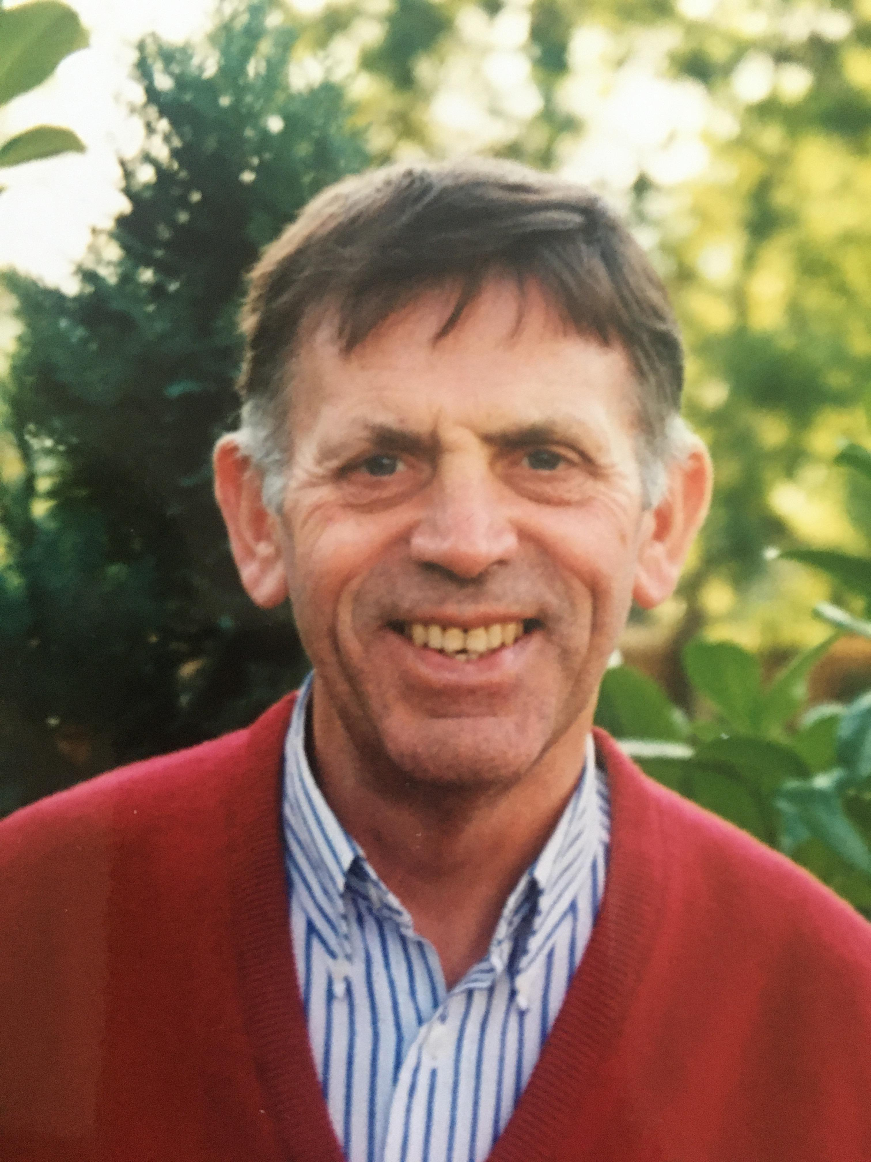 Funeral Notice For Mr William John Rogers