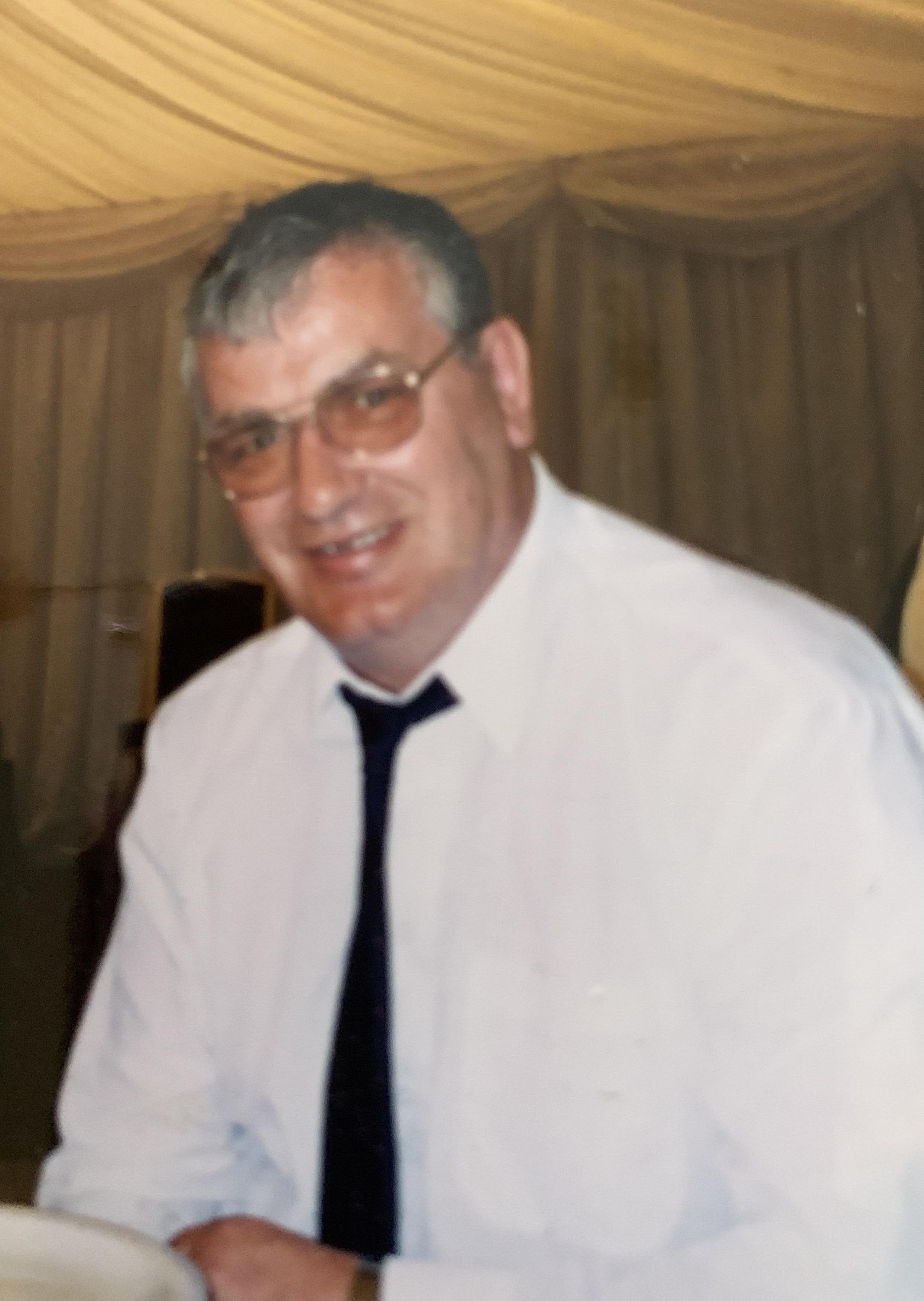 Funeral Notice For Mr John David Rogers