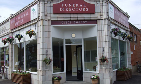 Abbey Funeral Services exterior