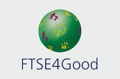 The FTSE4Good logo