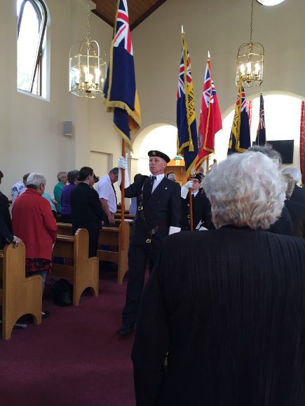 Moving Service of Remembrance