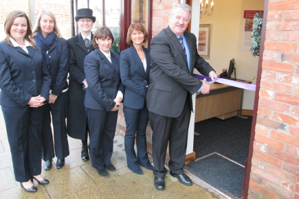 W G Rathbone opens its doors in Stratford upon Avon ...